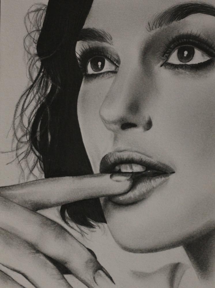 Keira Knightley par Corarock
